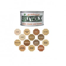 Briwax Original Wax Polish 400g Clear