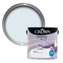 Crown Breathe Easy Emulsion Paint 2.5L Carrie (Matt)