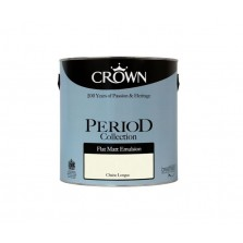 Crown Period Colours Emulsion Paint 2.5L Chaise Longue (Matt)