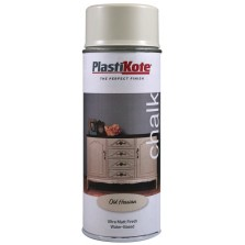 Plastikote Chalk Spray Paint 400ml Old Hessian