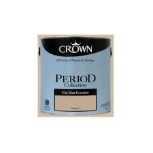 Crown Period Colours Emulsion Paint 2.5L Chateu Matt