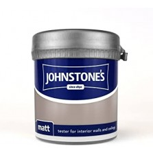 Johnstones Vinyl Emulsion Tester Pot 75ml Coffee Cream (Matt)