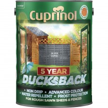 Cuprinol 5 Year Ducksback 5L Silver Copse