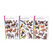 Animal Craft Stickers