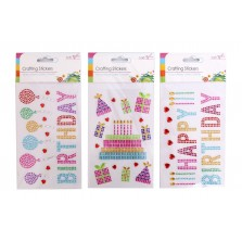 Crafting Stickers