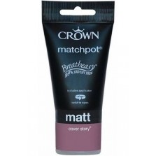 Crown Tester Pot 40ml Cover Story Matt