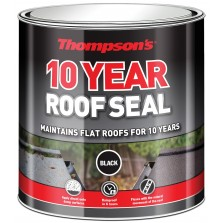 Thompsons 10 Year Roof Seal 2.5L Black