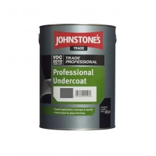Johnstones Trade Professional Undercoat 2.5L Dark Grey