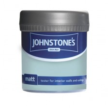 Johnstones Vinyl Emulsion Tester Pot 75ml New Duck Egg (Matt)