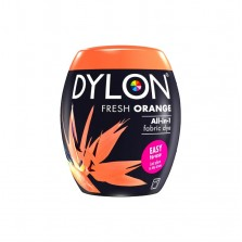 Dylon Dye Pod Fresh Orange 350g