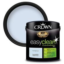 Crown Easyclean Paint 2.5l Moonlight Bay