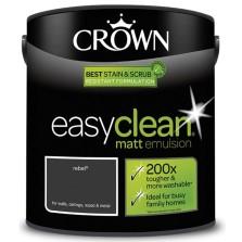 Crown Easyclean Paint 2.5l Rebel