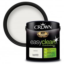 Crown Easyclean Paint 2.5l Sail White
