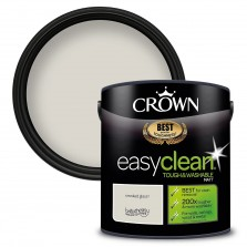 Crown Easyclean Paint 2.5l Smoked Glass