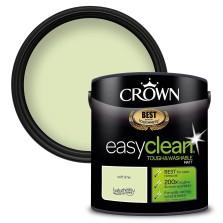 Crown Easyclean 2.5l Paint Soft Lime