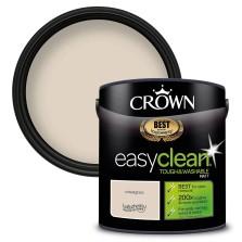 Crown Easyclean Paint 2.5l Wheatgrass