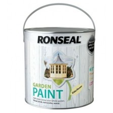 Ronseal Garden Paint 2.5L Elderflower