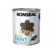 Ronseal Garden Paint 250ml English Oak