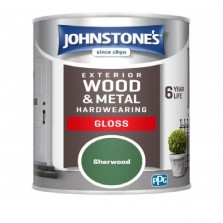 Johnstones Exterior Gloss 750ml Sherwood