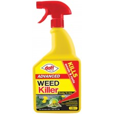 Doff Glyphosate Advanced Weed Killer 1L