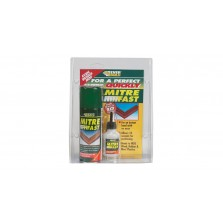 Everbuild Mitre Fast Bonding Kit (Adhesive & Activator Included)