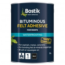 Bostik Felt Adhesive For Roofs 2.5L