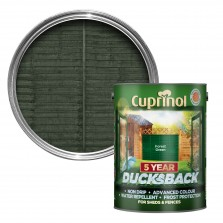Cuprinol 5 Year Ducksback 5L Forest Green