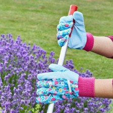 Briers Multi-task Garden Dotty Gloves - Medium