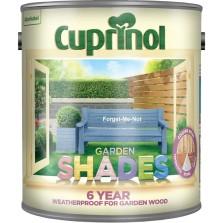 Cuprinol Garden Shades 2.5L Forget-Me-Not