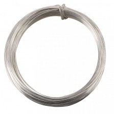 Garden Wire, Galvanised, 1.0mm x 50m