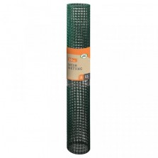 General Purpose Garden Mesh Green 20mm, 0.5m x 5m