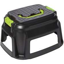 Ward Garden Step Stool and Store