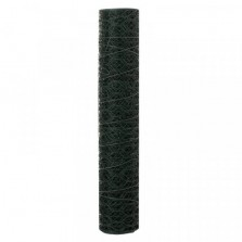 Wire Netting Green 25mm, 0.5m x 5m
