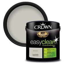 Crown Easyclean 2.5L Grey Putty