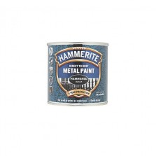 Hammerite Metal Paint 250ml Hammered Black