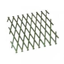 Heavy Duty Expanding Trellis Green 1.8x0.9m