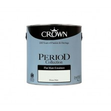 Crown Period Colours Emulsion Paint 2.5L House Palm (Matt)