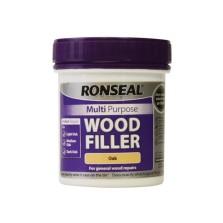 Ronseal Multi Purpose Wood Filler 250g Oak