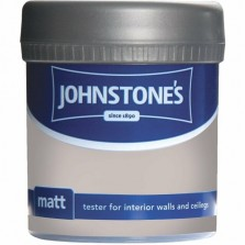Johnstones Vinyl Emulsion Tester Pot 75ml Iced Petal (Matt)