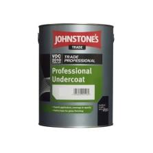 Johnstones Trade Professional Undercoat 1L Brilliant White