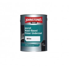 Johnstones Trade Joncryl Water-Based Primer Undercoat 1L White