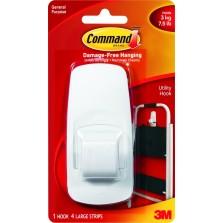 Command 3M Jumbo Utility Hook