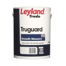 Leyland Granocryl Smooth Masonry Paint 5L Buttermilk