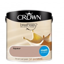 Crown Emulsion Paint 2.5L Liqueur Matt