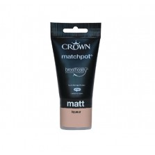 Crown Emulsion Paint Tester Pot 40ml Liqueur (Matt)
