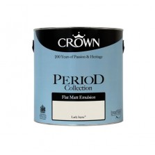 Crown Period Colours Emulsion Paint 2.5L Lady Jayne (Matt)