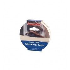 Supadec Low Tack Masking Tape 38mm x 50m
