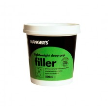 Mangers Light Weight Deep Gap Filler 500ml