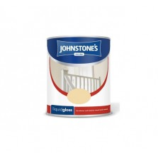 Johnstones Liquid Gloss Paint 750ml Magnolia