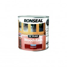 Ronseal 10 Year Woodstain Mahogany Satin 250ml